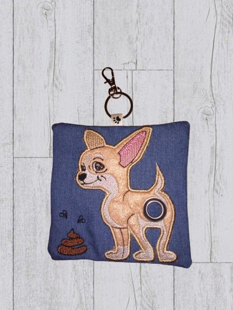 Chihuahua Eco Plastic Free Dog Poo Bag Holder Kind Shop