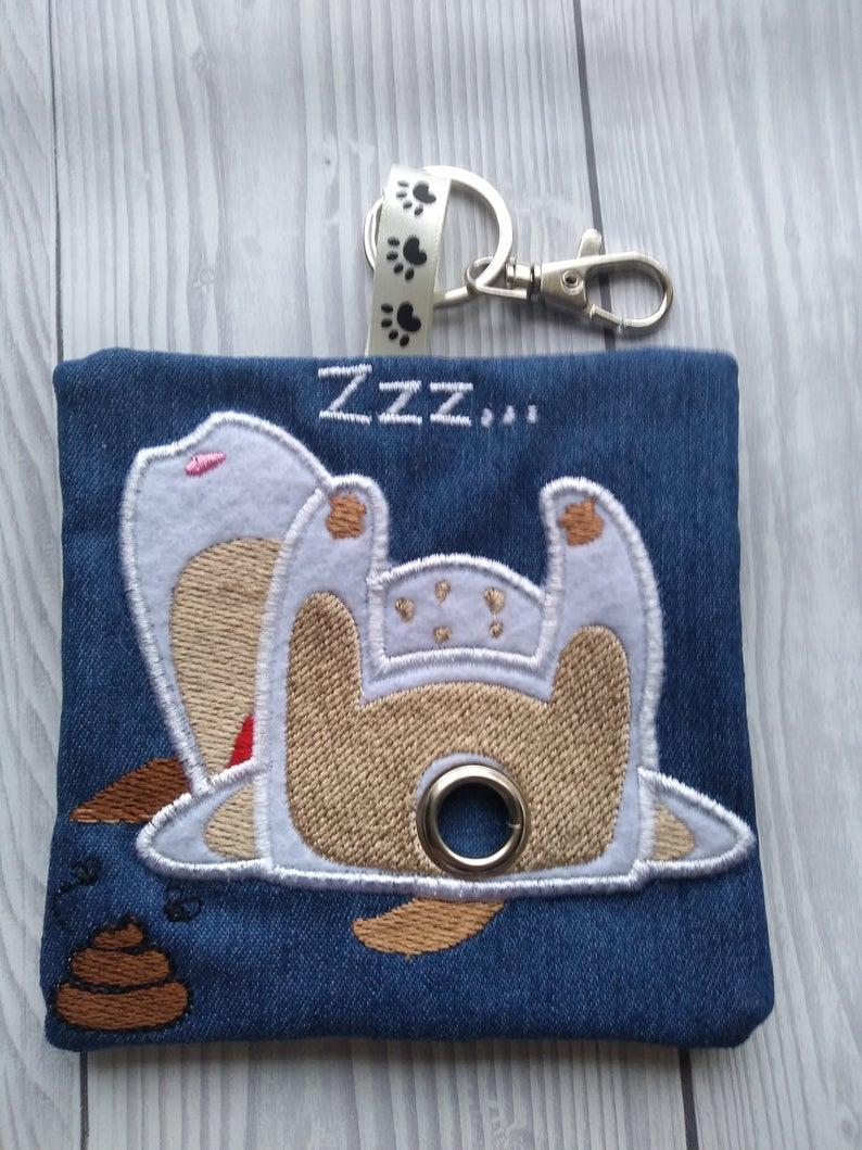 Dog Eco Plastic Free Dog Poo Bag Holder Kind Shop 2
