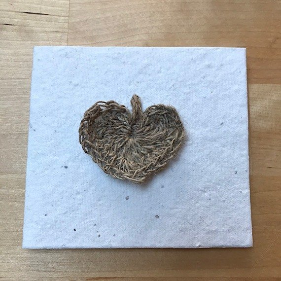 Seed paper card Kind Shop