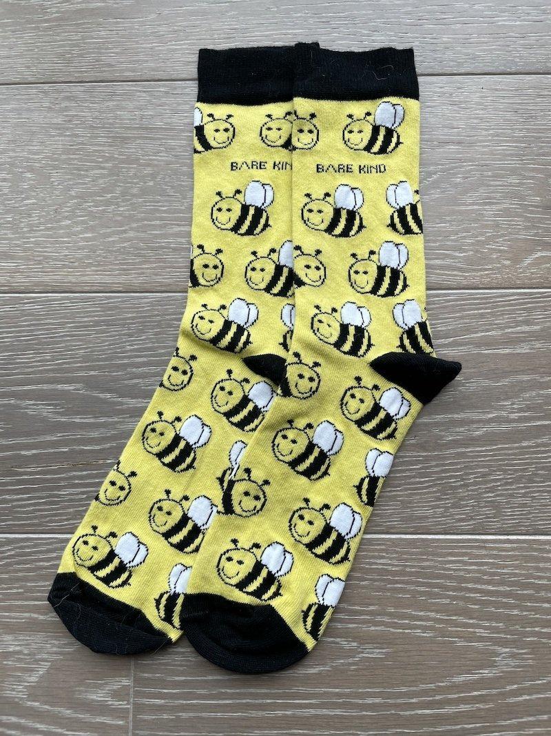 Bee Bamboo Socks