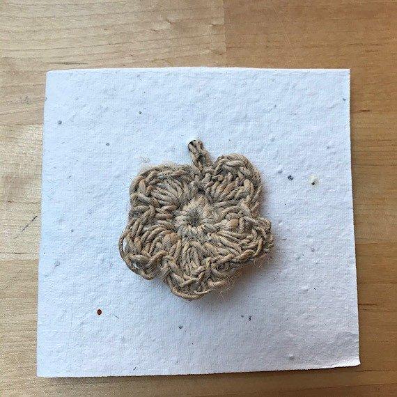 Seed paper card Kind Shop 2