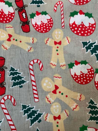 Christmas Reusable Fabric Gift Wrap Kind Shop 4