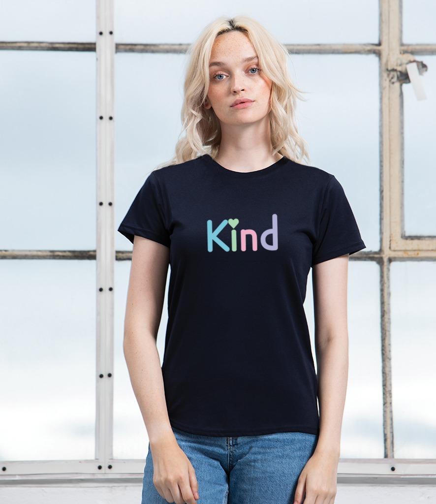 Kind t shirt organic cotton
