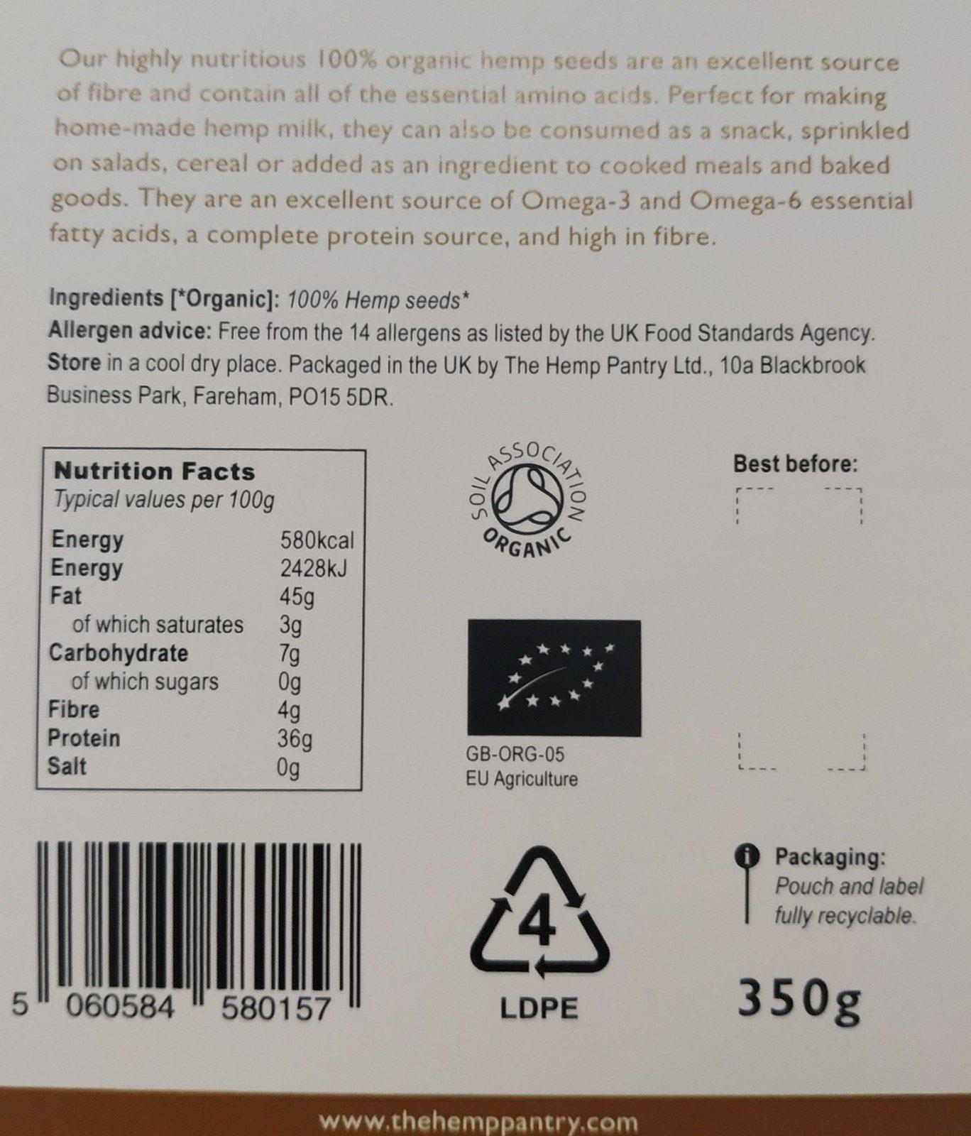 ORGANIC HEMP ESSENTIAL SELECTION (4 pack) Kind Shop 10