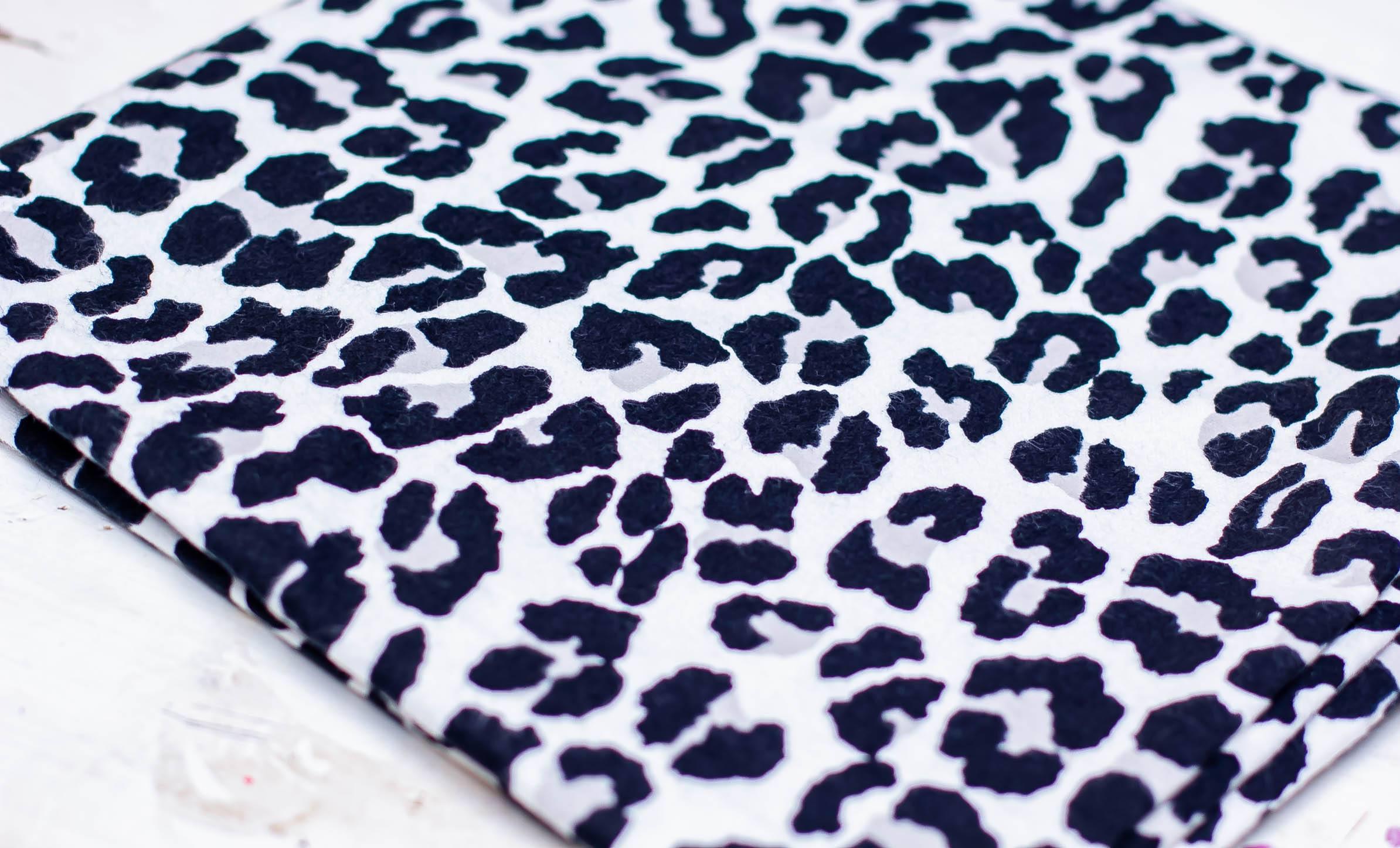 Leopard Print Felt Mask Kind Shop 4