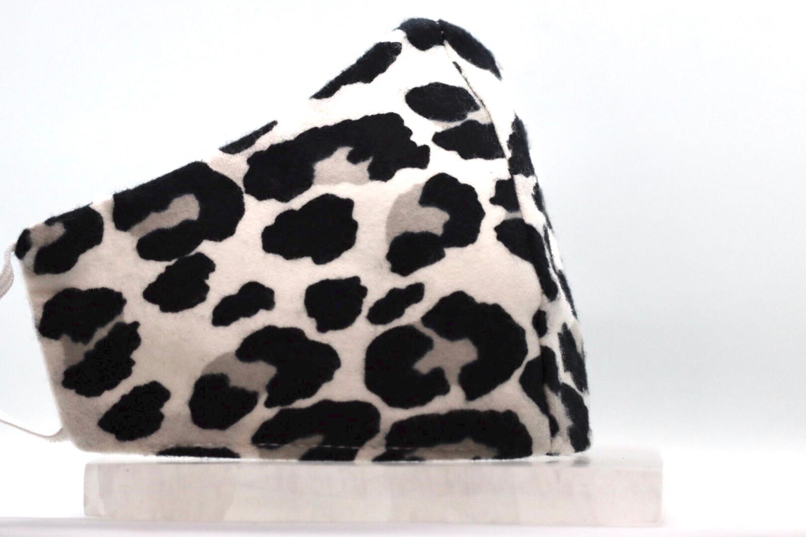 Leopard Print Felt Mask Kind Shop 2