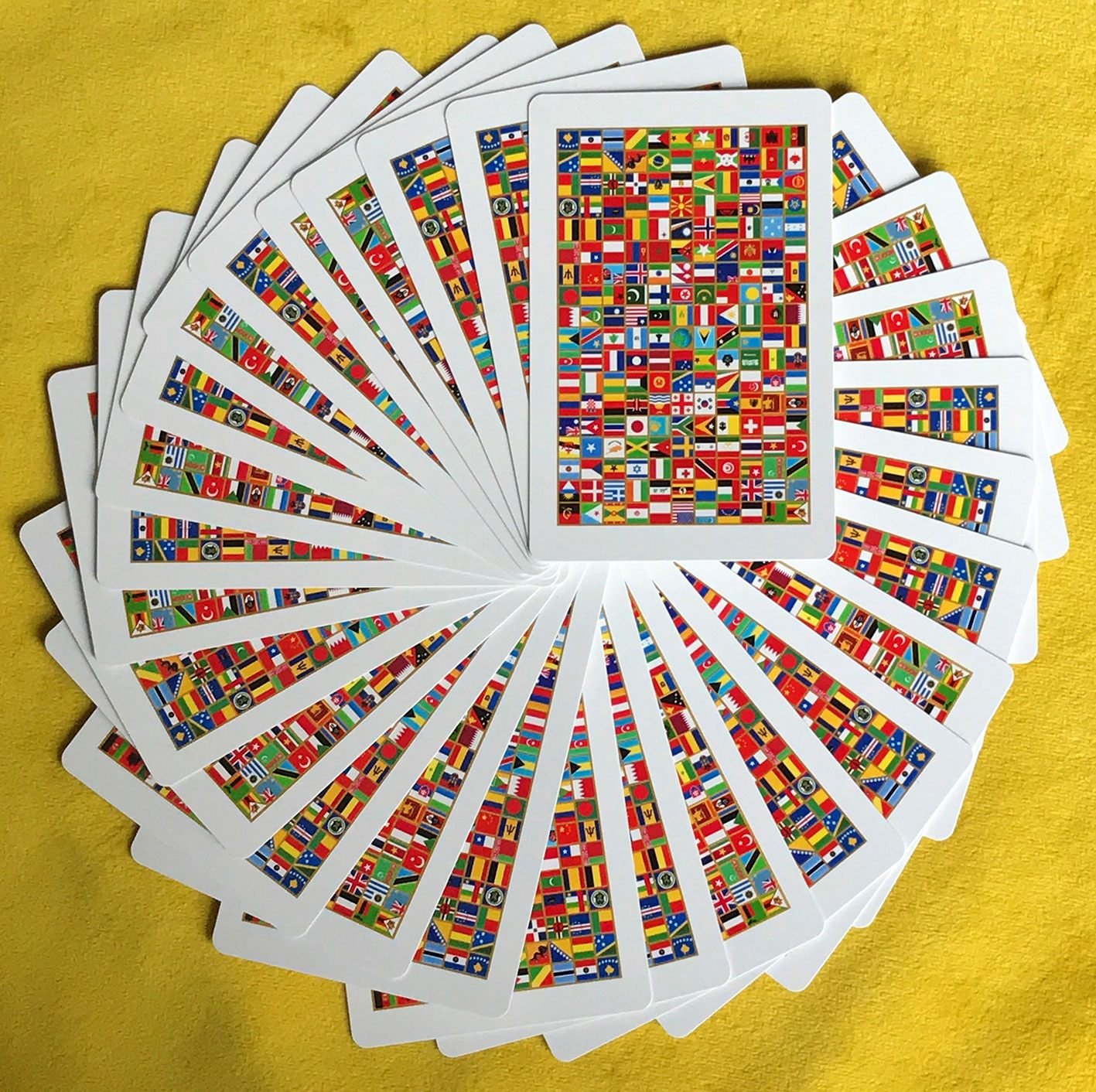 Be Illustrated on a Playing Card – Multicultural Skin Colour Card Deck, Celebrating Diversity Kind Shop 10