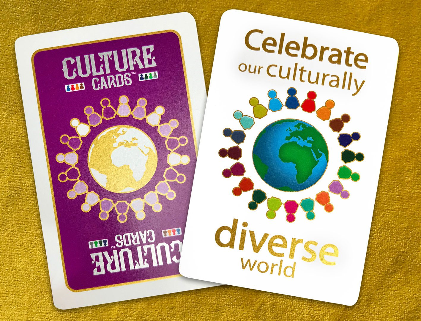 Diversity minority ethnic culture gifts