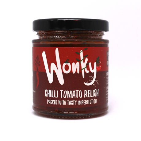 Chilli Tomato Relish Wonky Food Co