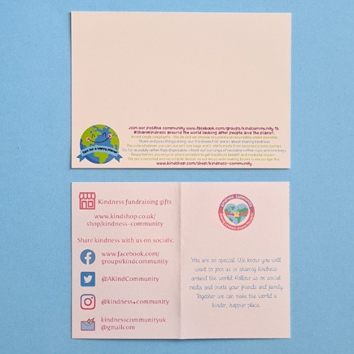 Hope themed Kindness Kit. Self Care Package Gift, Letterbox Friendly Kind Shop 11