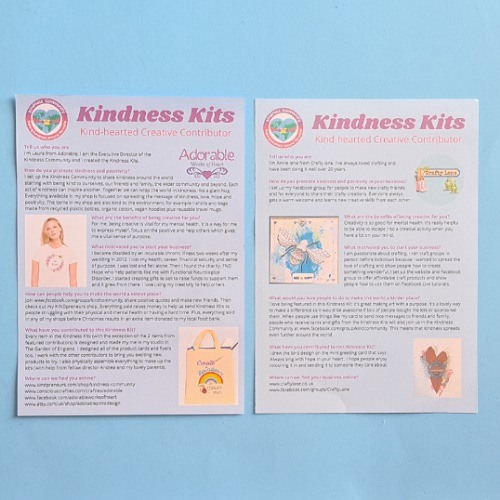 Kindness Kit care parcel