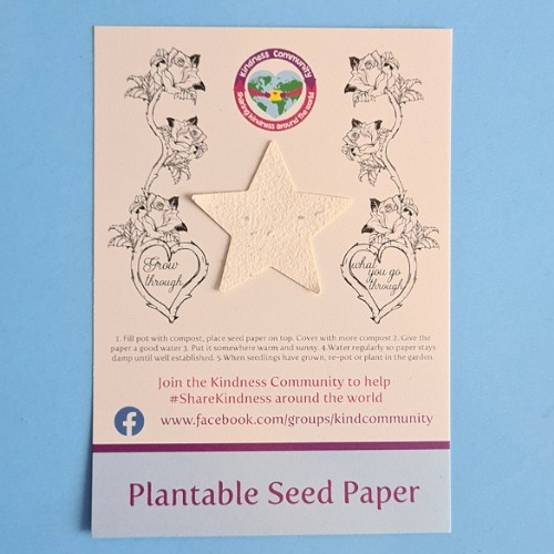 Star seed paper