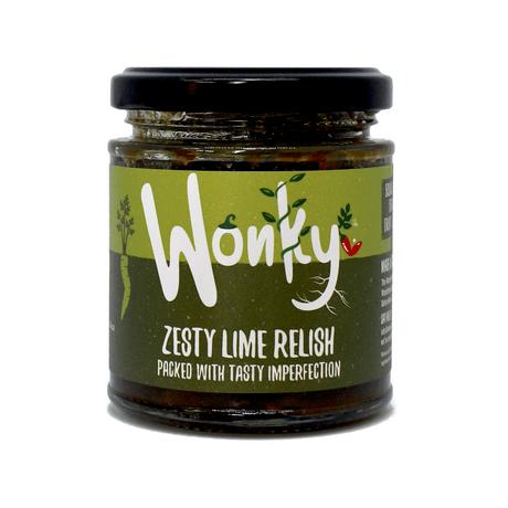 Zesty Lime Relish Wonky Food Company