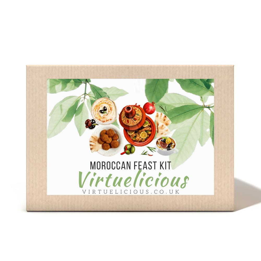Moroccan Feast Recipe Box - Zero Waste Food in Eco Packaging