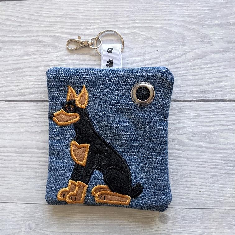 Doberman Plastic Free Eco Poo Bag Holder Kind Shop