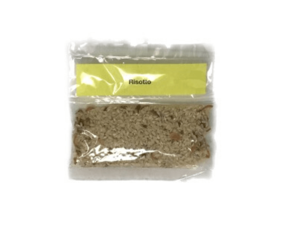 Italian Risotto Recipe Kit - Zero Waste Food in Eco Packaging