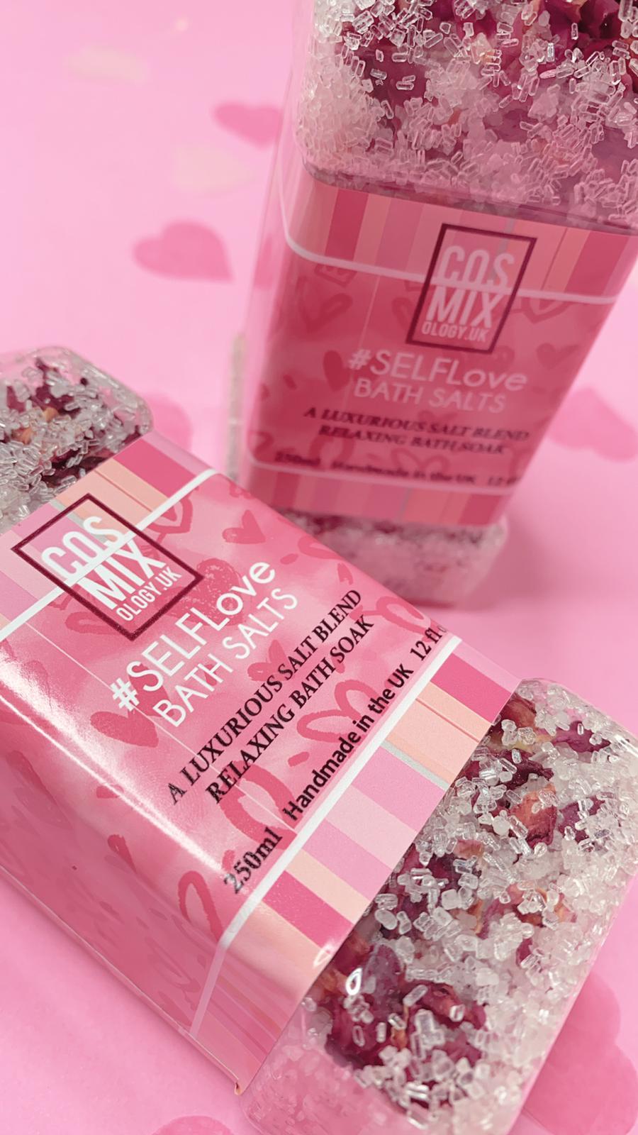 #SELFLOVE Epsom Salts Bath Soak Kind Shop 2
