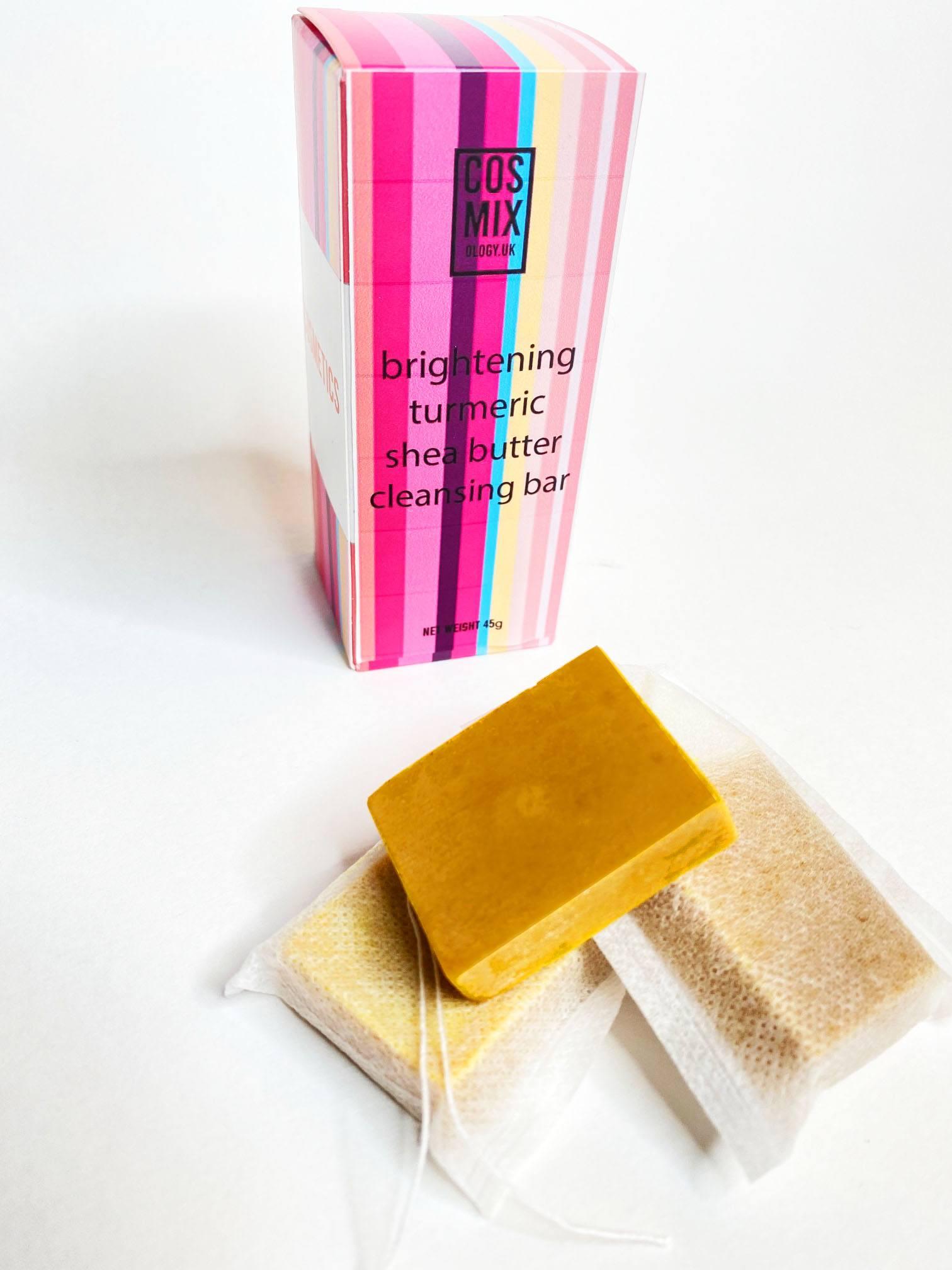 Brightening Turmeric & Citrus Cleansing Face Bar Kind Shop