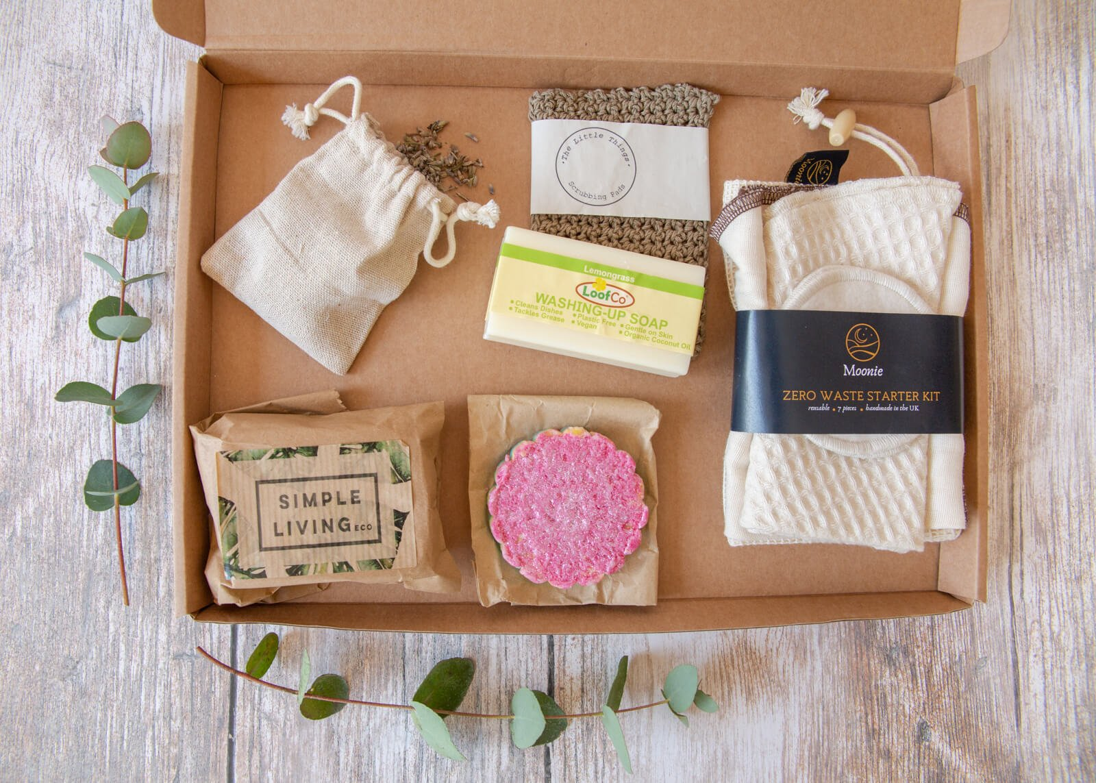 Between Green Eco Subscription Box Kind Shop 3