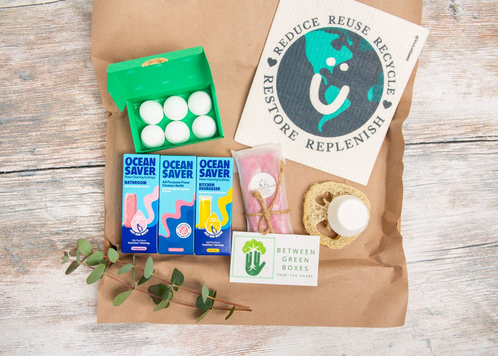 Between Green Eco Subscription Box Kind Shop 4