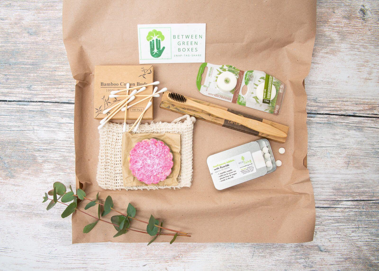 Between Green Eco Subscription Box Kind Shop 2