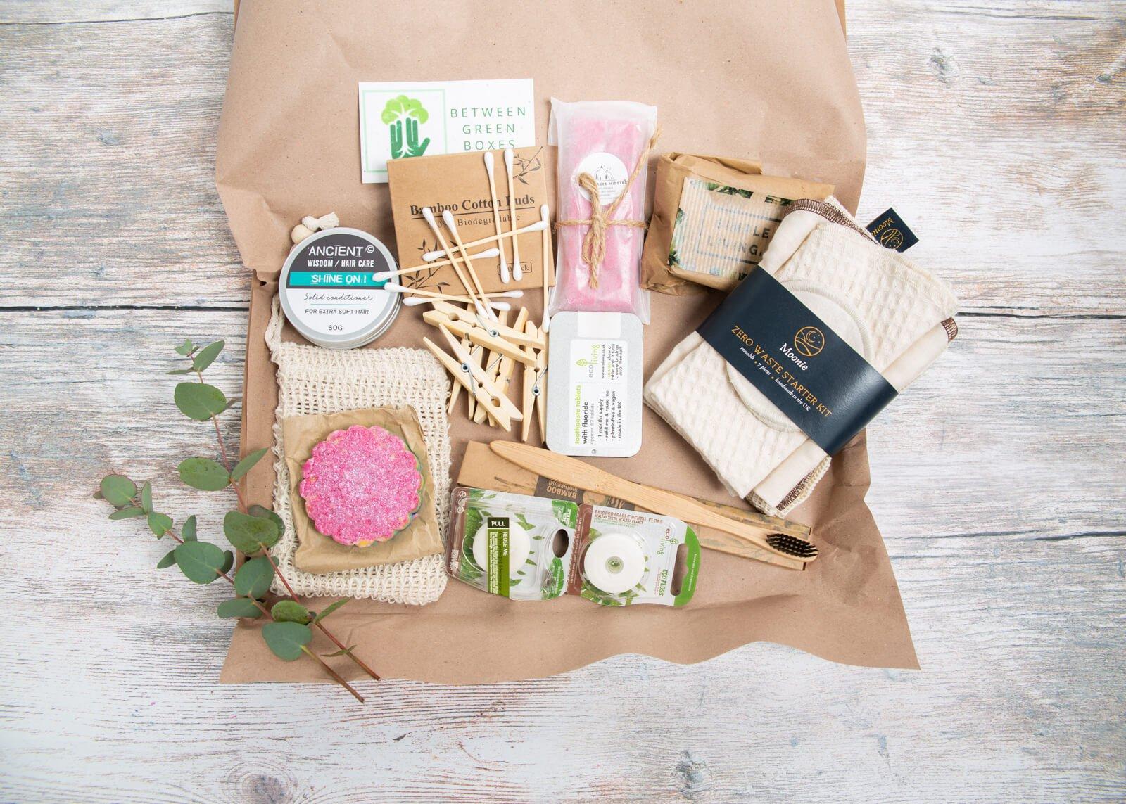 Between Green Eco Subscription Box Kind Shop 5