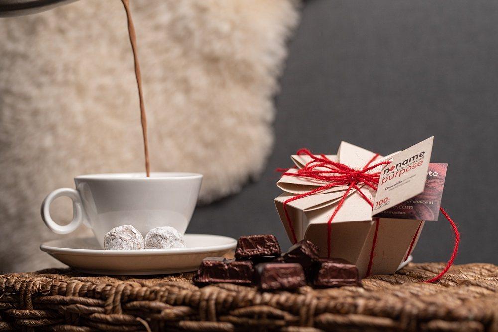 Hot chocolate 100% cacao Kind Shop