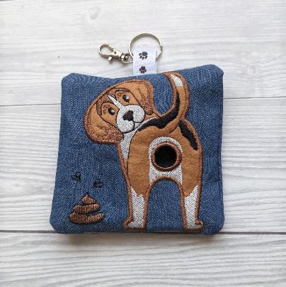 Beagle Eco Plastic Free Dog Poo Bag Holder Kind Shop