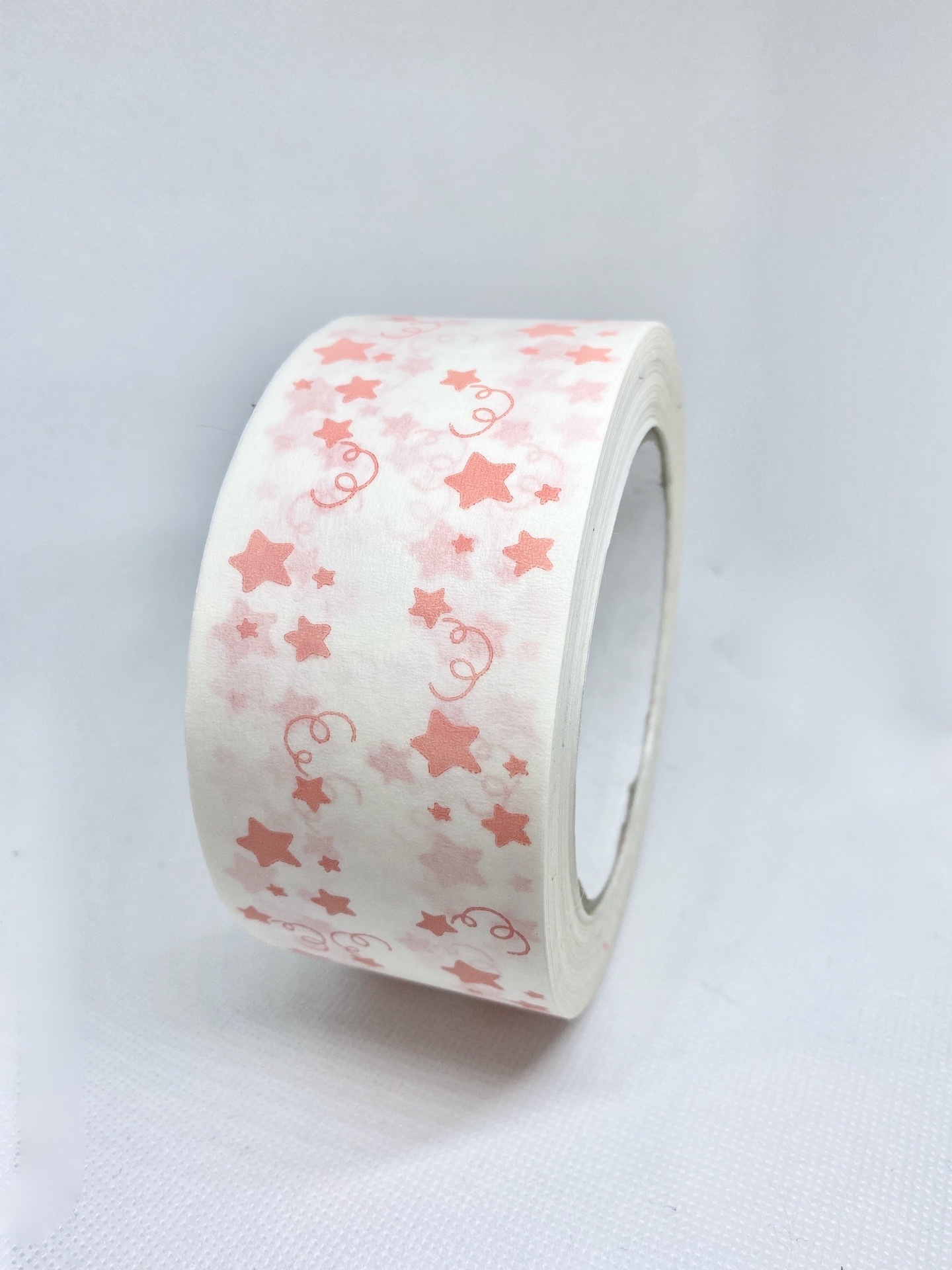 Eco friendly paper tape, paper packing tape, kraft paper tape, recyclable paper tape, cute packing tape, printed packing tape, Kind Shop