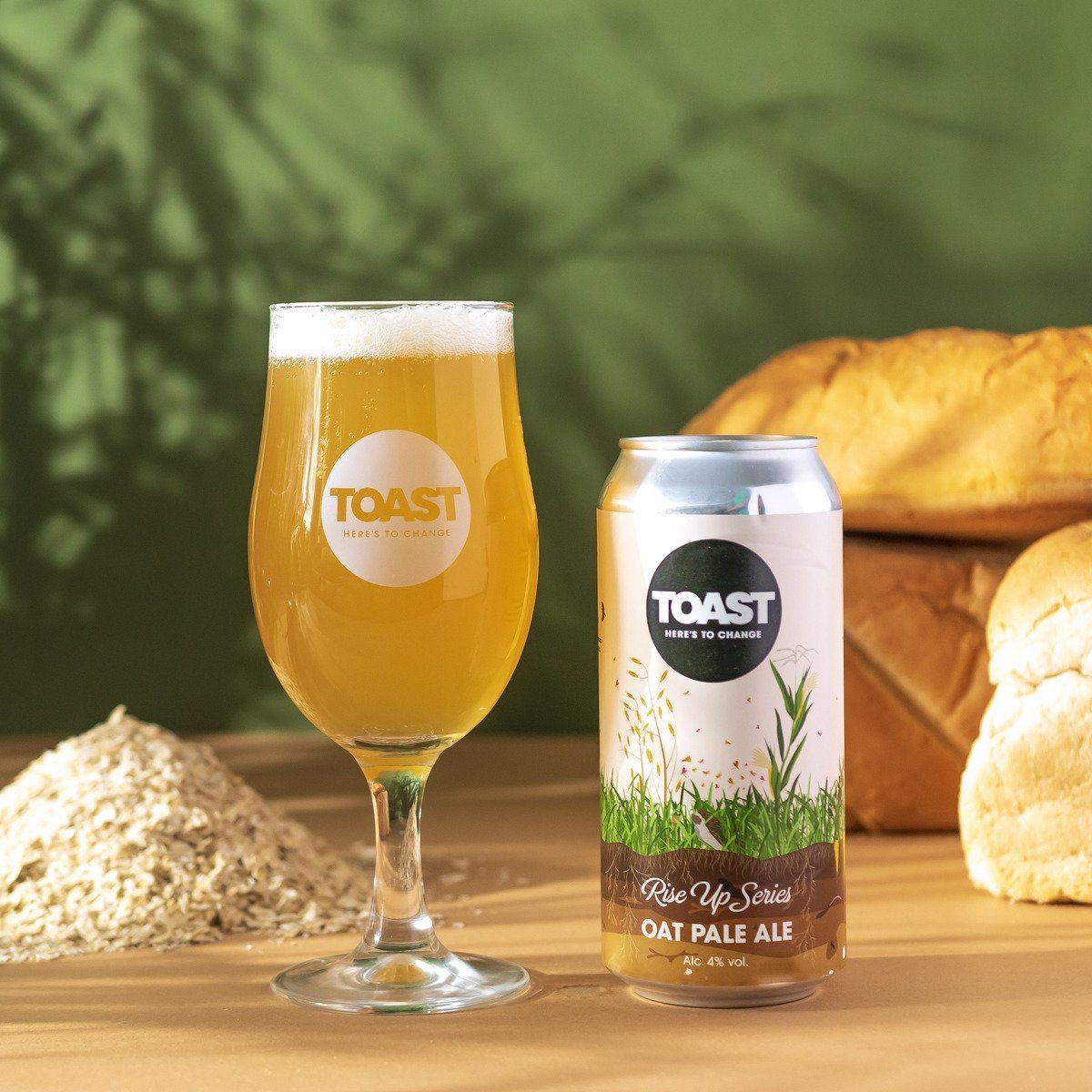Toast Ale Oat Pale Ale Case