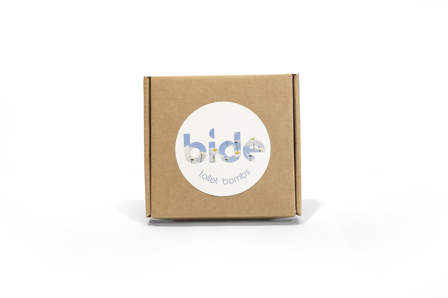 bide Eco-Friendly Toilet Cleaning Bombs