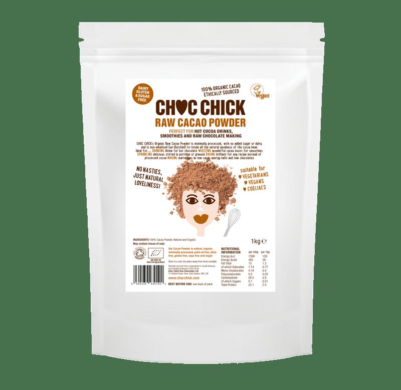 CHOC CHICK Organic Raw Cacao Powder 100g Kind Shop 4