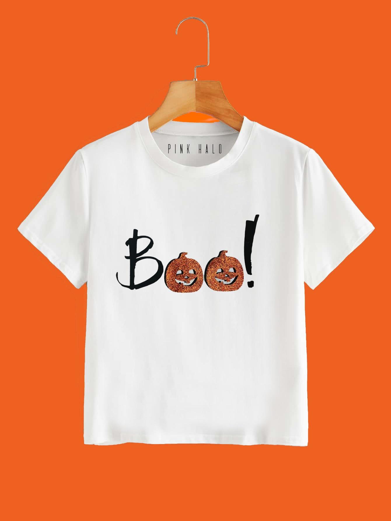 Boo T Shirt Kind Shop