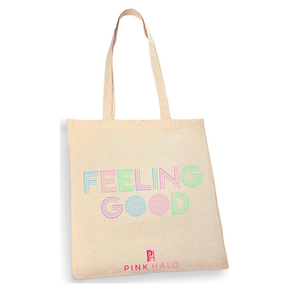 Eco – Feeling Good Tote Bag Kind Shop