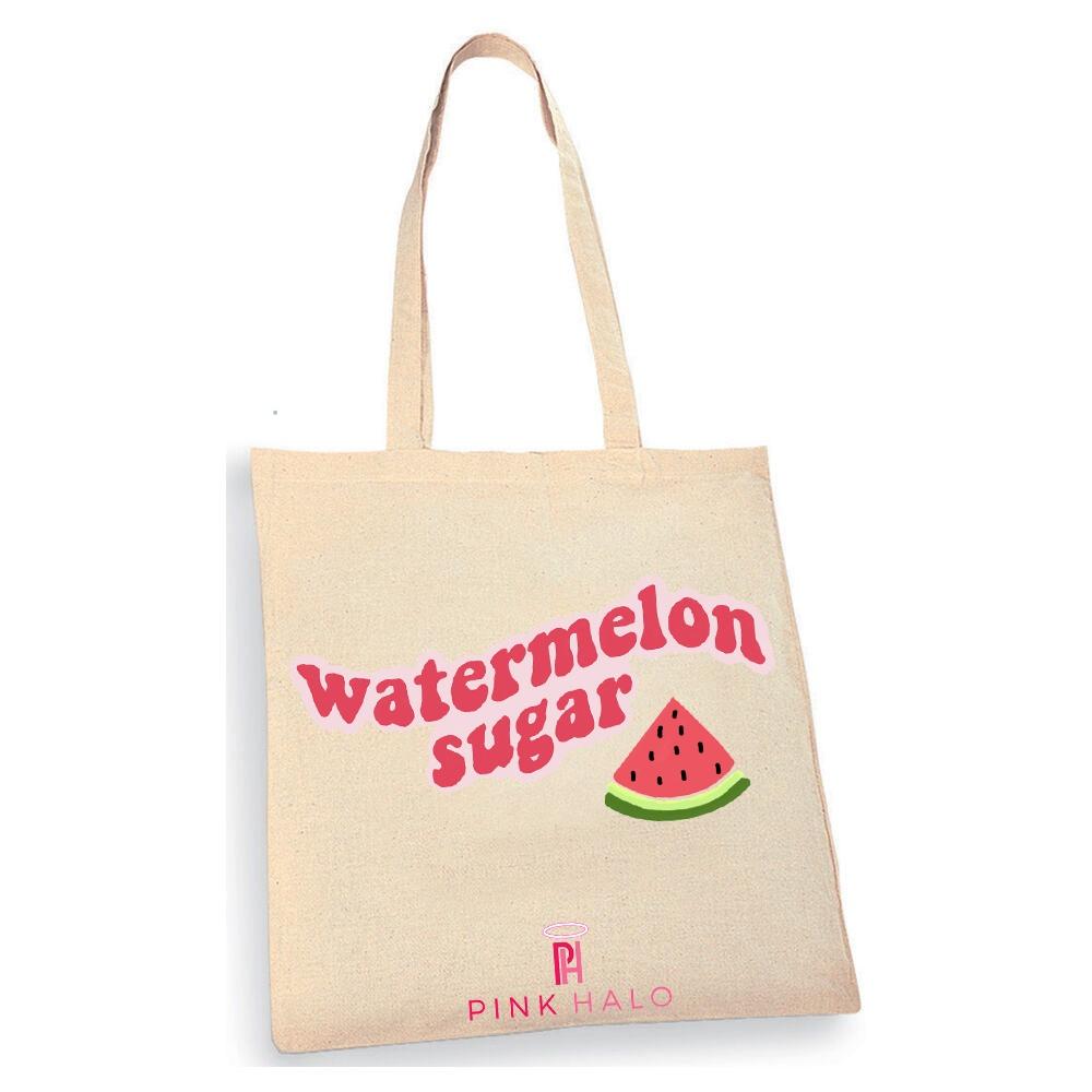 Eco – Watermelon Sugar Tote Bag Kind Shop