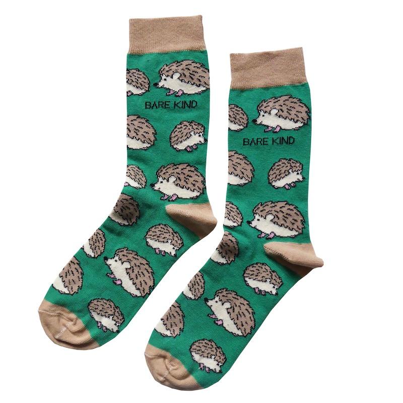 Kids Bamboo Socks – Save the Hedgehogs! Kind Shop