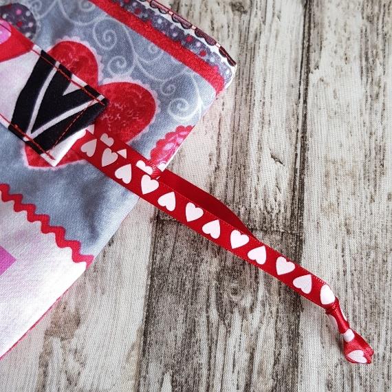 Eco Friendly Reusable Drawstring Gift Bag / Storage Bag | Love And Hearts Kind Shop 6