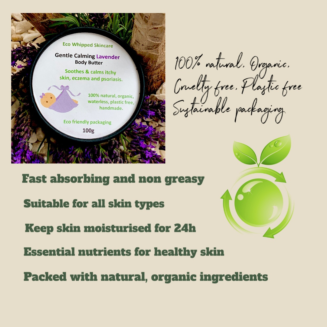 Gentle Calming Lavender   Skincare problems for Adults and Babies Kind Shop 3