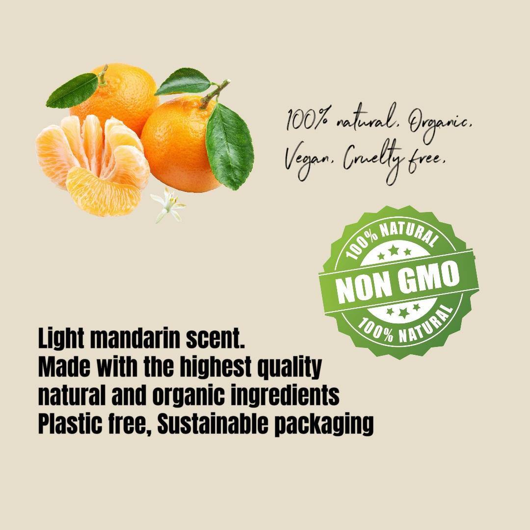 Whipped Red Mandarin Rejuvenating Body Butter Kind Shop 5