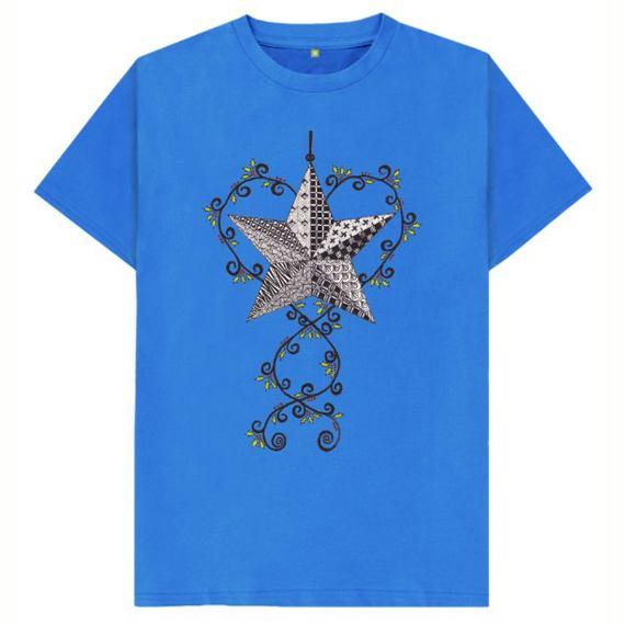 Christmas Star Children's Sustainable Christmas T Shirt – Organic Cotton Kind Shop