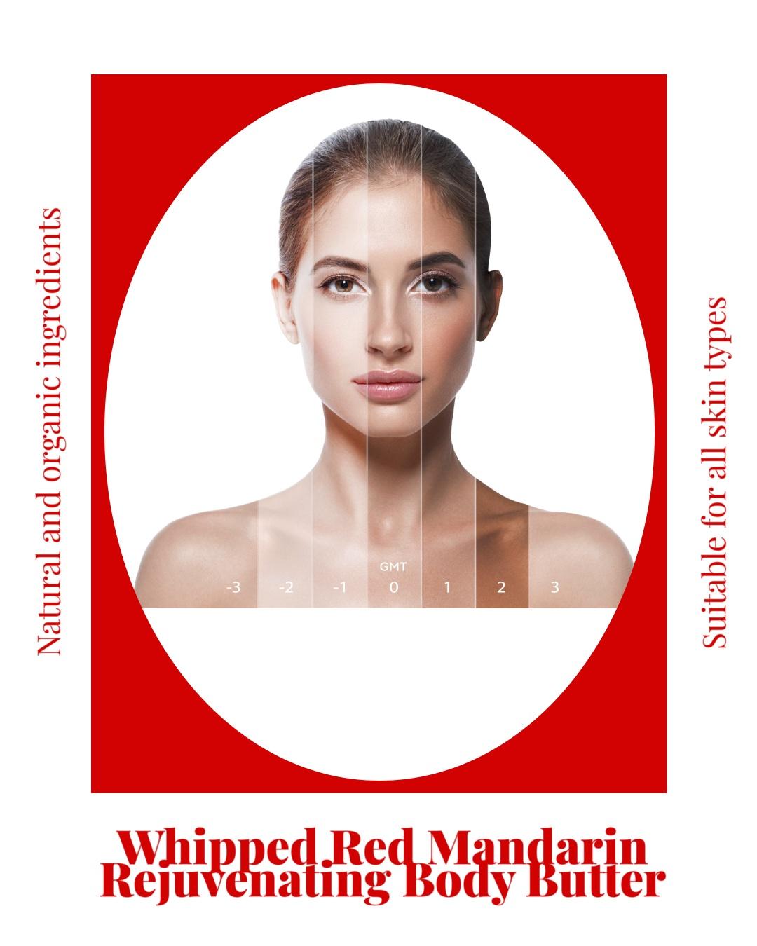 Whipped Red Mandarin Rejuvenating Body Butter Kind Shop 2
