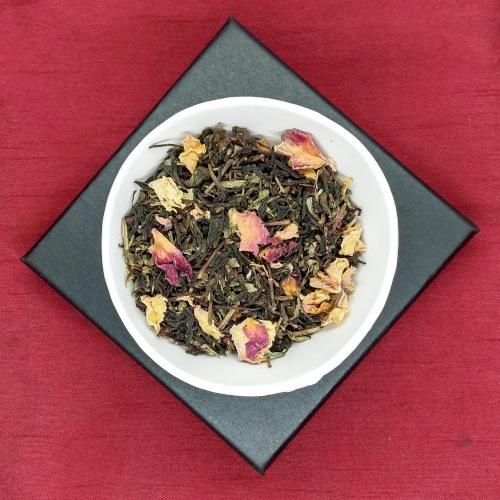 Darvaza Teas Himalayan Rose Black Tea Loose Leaf