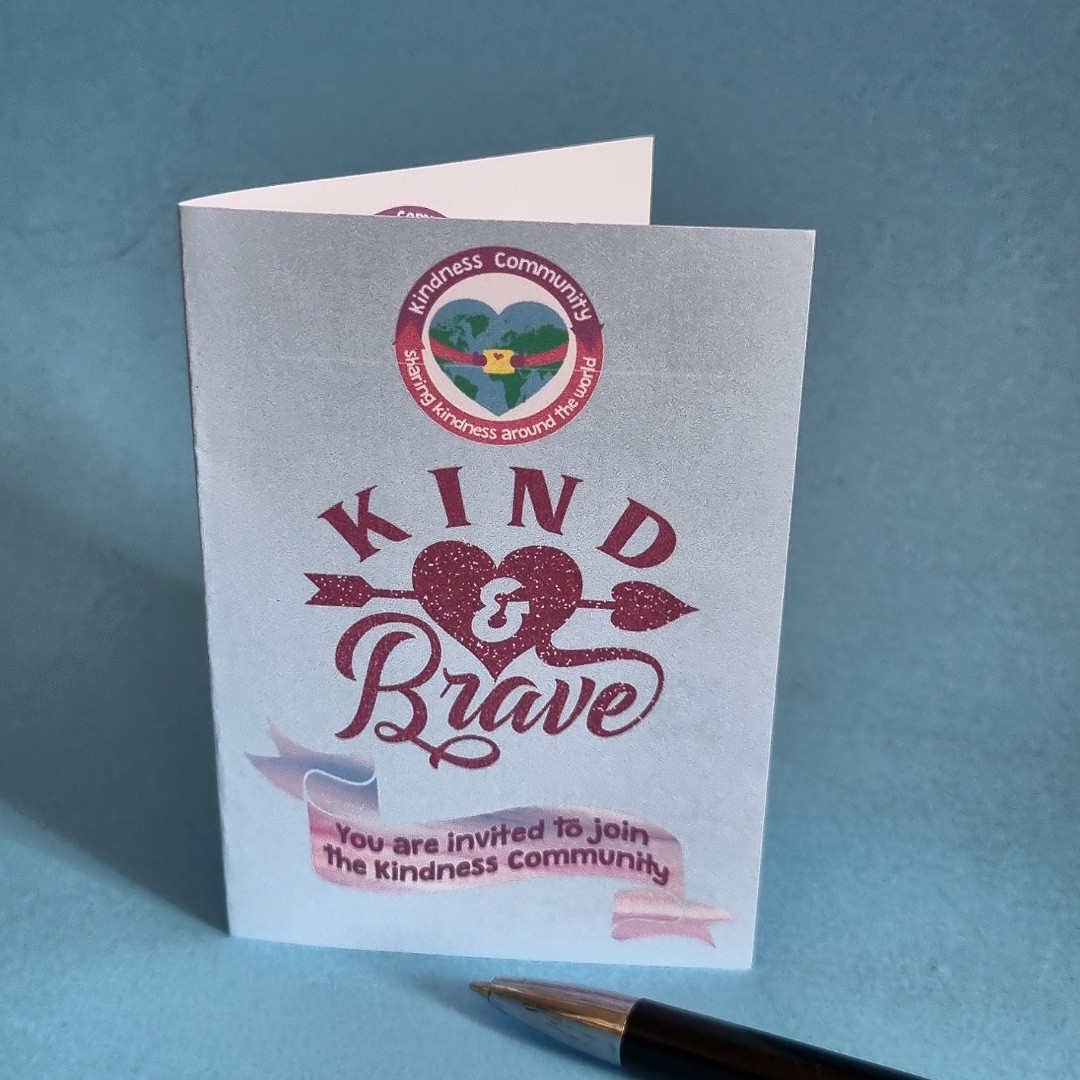 Happiness themed Kindness Kit. Positivity gift care package. Letterbox gift Kind Shop 6