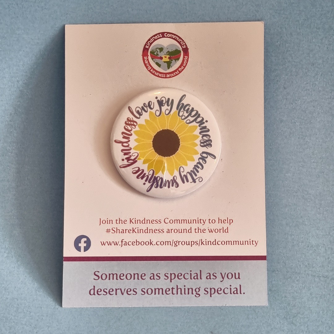 Happiness themed Kindness Kit. Positivity gift care package. Letterbox gift Kind Shop 3