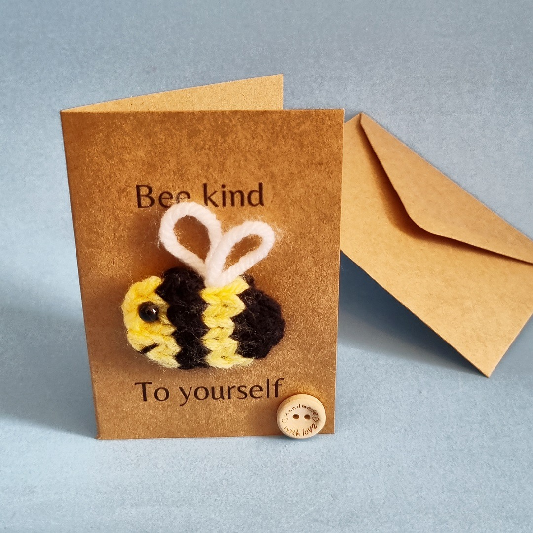 Happiness themed Kindness Kit. Positivity gift care package. Letterbox gift Kind Shop 2