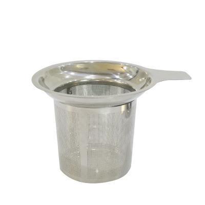 Darvaza Teas Stainless Steel Tea Strainer