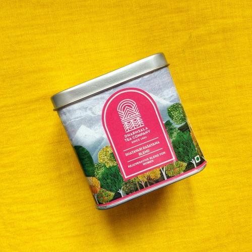 Hiamalayan Shatavari Rasayana Herbal Blend Tin