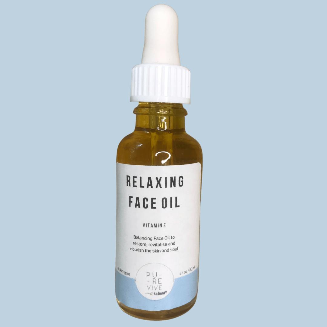 Relaxing Face Oil