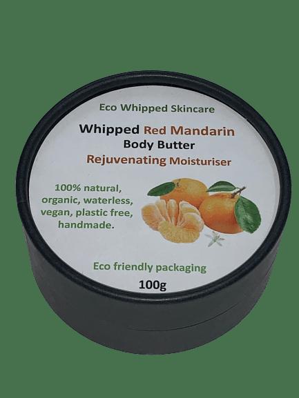 Whipped Red Mandarin Rejuvenating Body Butter Kind Shop