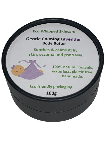 Gentle Calming Lavender Body Butter